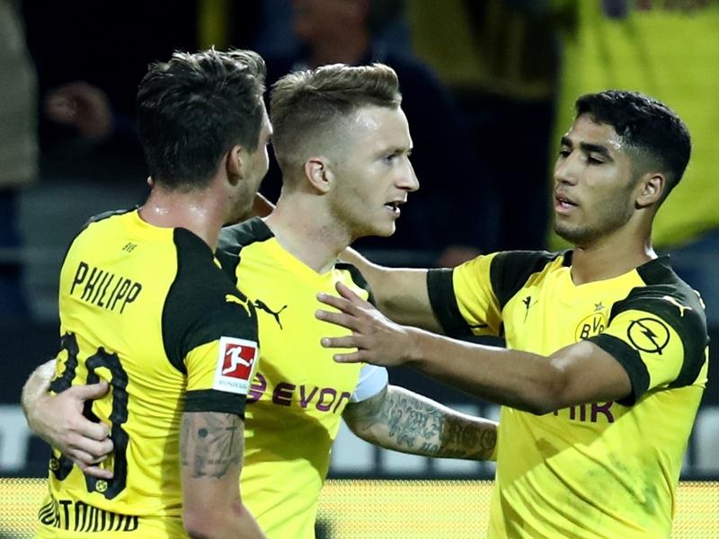 Dortmund, Hakimi aimerait revenir au Real Madrid après son prêt