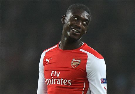 Sanogo & Alexis see Arsenal through in style