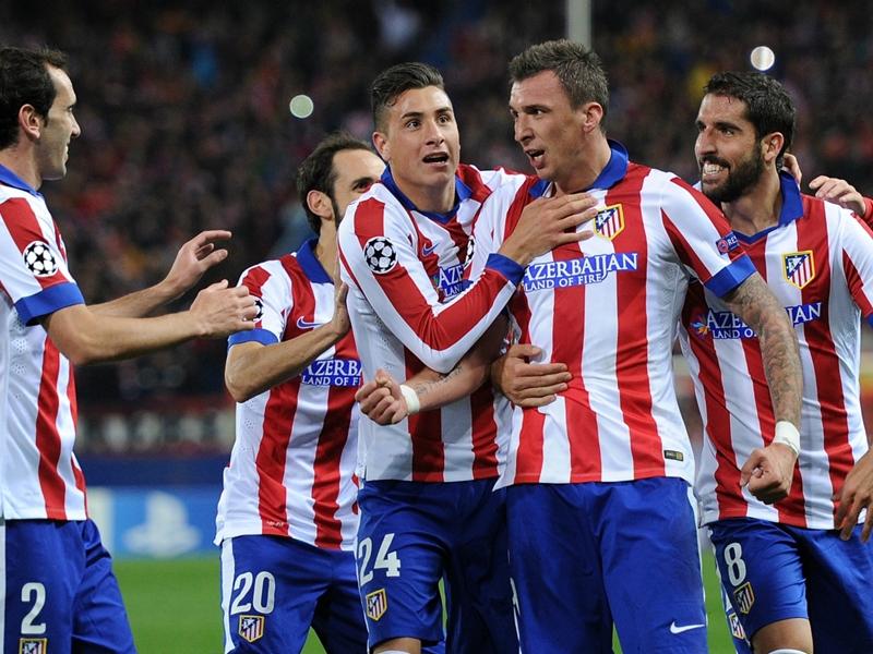 Ultime Notizie: Atletico Madrid-Olympiacos 4-0: Tripletta di Mandzukic, Colchoneros agli ottavi