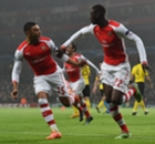 Arsenal 2-0 Dortmund: Gunners through