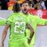 Llorente esulta dopo il goal al Malmoe