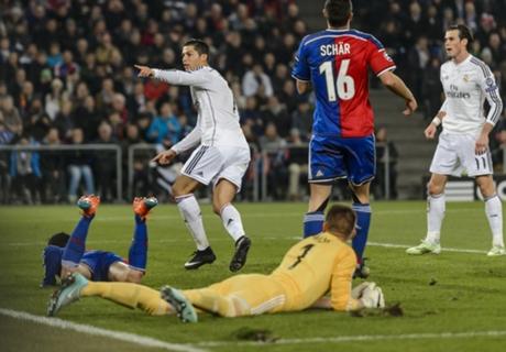 Basel 0-1 Real Madrid: Record streak
