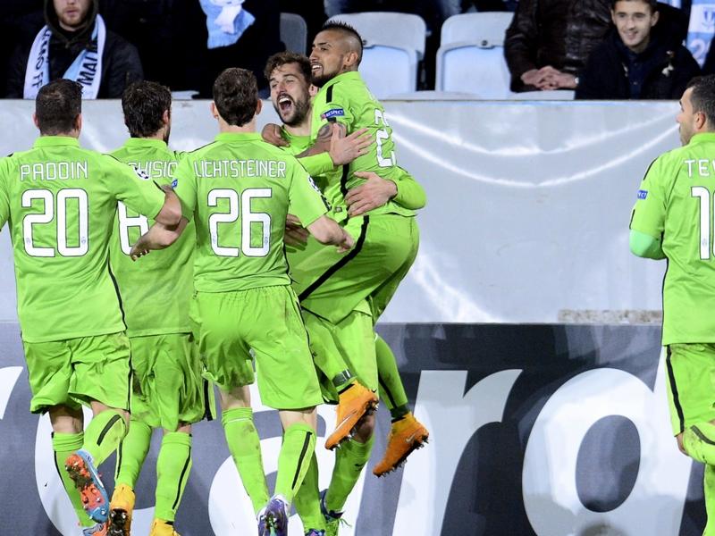Ultime Notizie: Champions League: Juventus, qualificazione agli ottavi con due risultati su tre