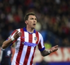 Atletico 4-0 Olympiakos: Mandzukic treble