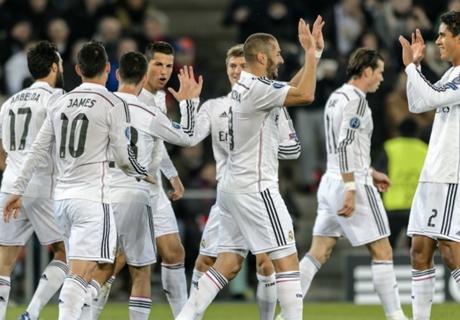 Ronaldo Menangkan Real Madrid