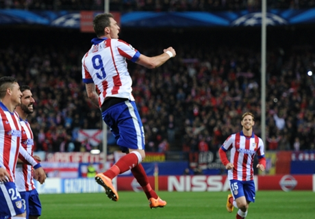 Player Ratings: Atletico 4-0 Olympiakos