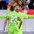 Fernando Llorente celebrates his strike for Juventus