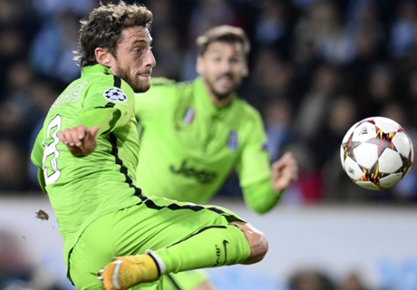 Marchisio: Atleti clash is a final for Juve