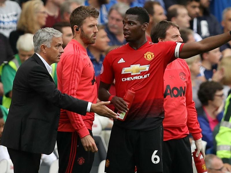 Manchester United : Pereira confirme que la vidéo Instagram a provoqué la mésentente entre Pogba et Mourinho