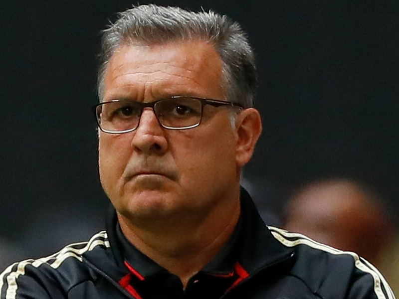 Lozano, Gutierrez like idea of Tata coaching El Tri