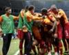 Galatasaray goal celebration 09282018