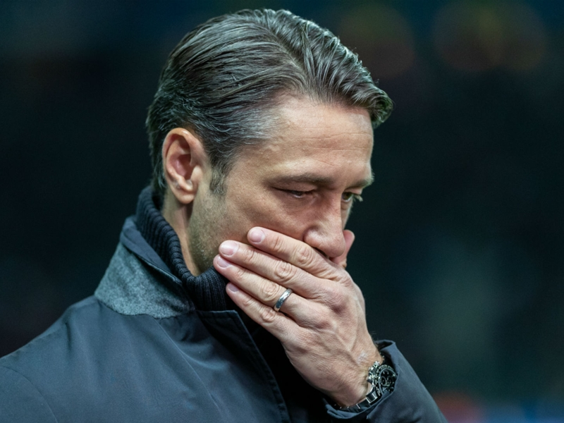 Kovac urges Bayern to 'stick together' through tough times