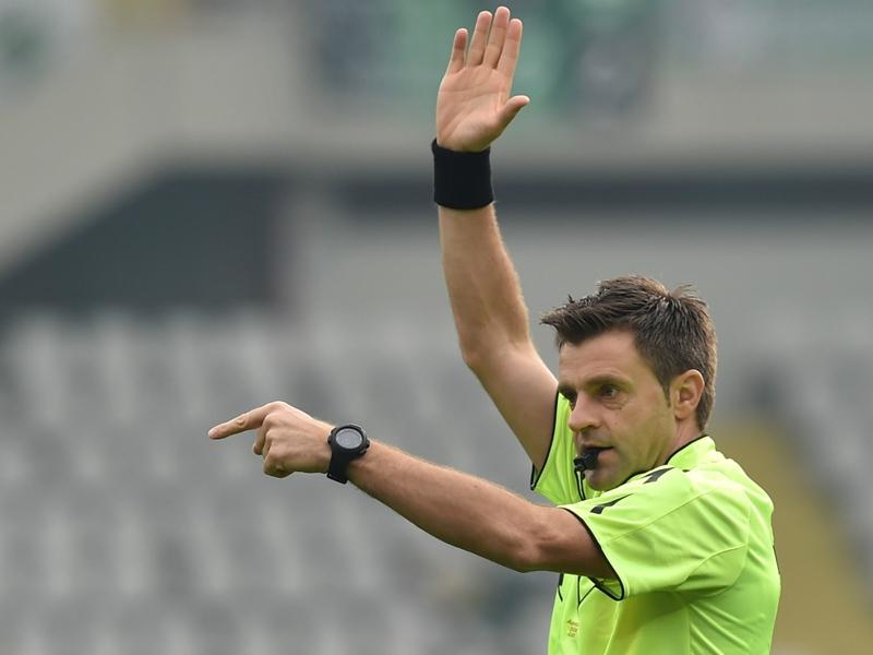 Gli arbitri della 7ª di Serie A: Rizzoli per il Napoli, Juventus a Mazzoleni