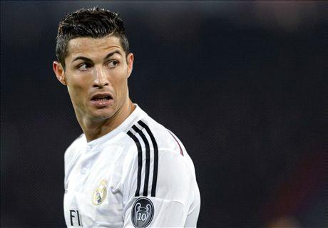 Ronaldo Samai Gol Raul Di UCL