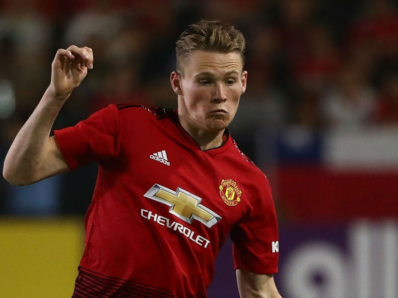 'I can't wait to continue my progress' - Man United youngster McTominay agrees new contract