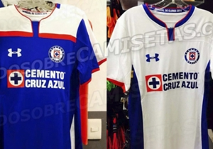 Jersey Cruz Azul Mundial de Clubes