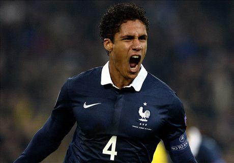 Transfer Talk: Varane wants Man Utd move