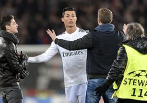 Cristiano Ronaldo | FC Basel 0 Real Madrid 1 | Champions League Grupo B | St. Jakob-Park