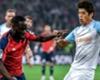 Hiroki Sakai Jonathan Ikone Lille Marseille Ligue 1 30092018