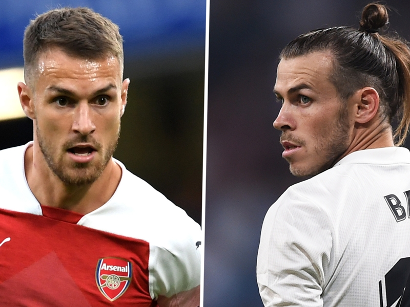 Ramsey urged to avoid Bale mistake and join Ronaldo at Juventus