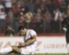 Alan Kardec, el resbalón más inoportuno (Vídeo)