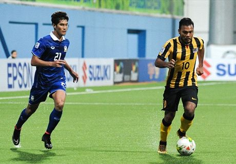 Preview: Thailand - Malaysia