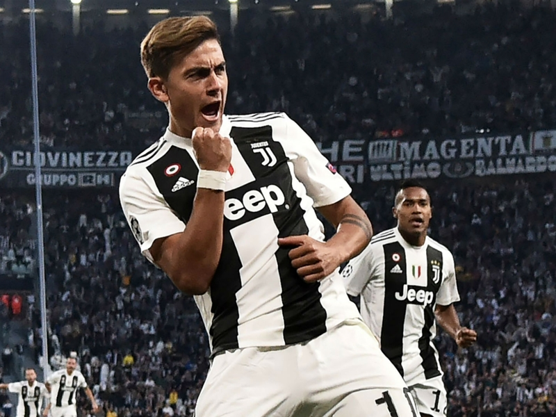 Dybala out to be 'first among humans' behind Messi and Ronaldo