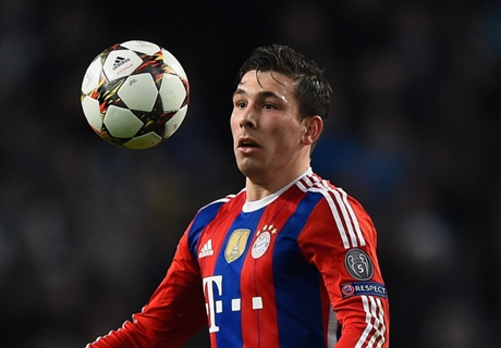 Hojbjerg: I'm not angry with Bayern