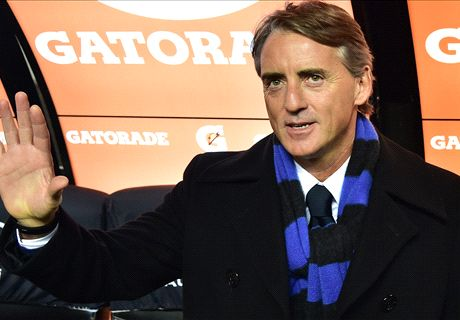 New hope for birthday boy Mancini