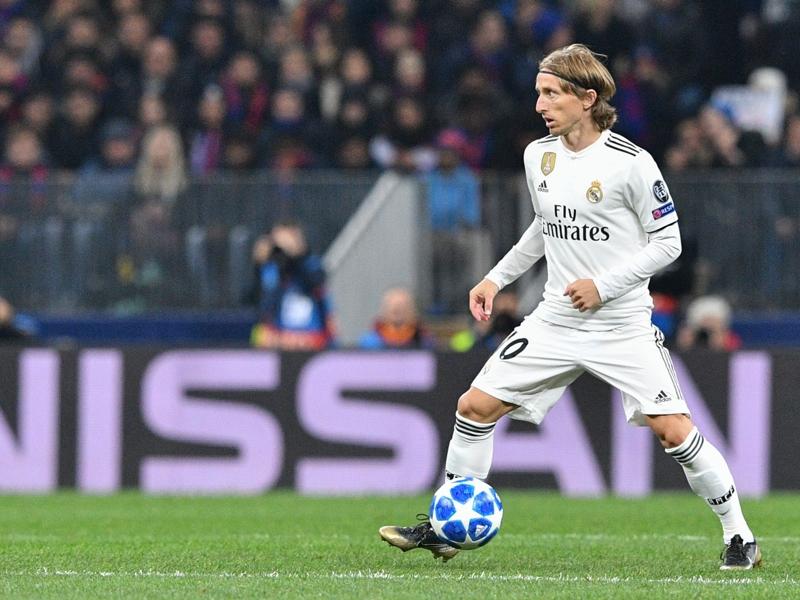 """Luka Modric : """"Pas de crise au Real Madrid"""""""