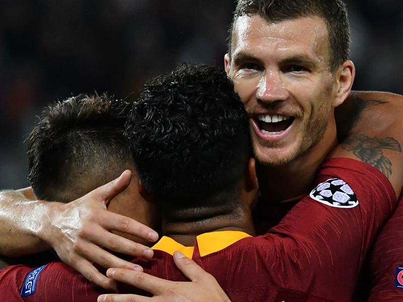 Ligue des champions - La Roma déroule, Manchester United et le Bayern Munich calent