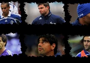Der FC Schalke 04 hat über 150 Millionen Euro Verbindlichkeiten. Ein Teil davon dürfte durchaus aus großen Missverständnissen auf dem Transfermarkt stammen. Von A wie Azouagh bis Z wie Ze Roberto. Wir haben nicht alle Schalker Transferflops zusammenget...