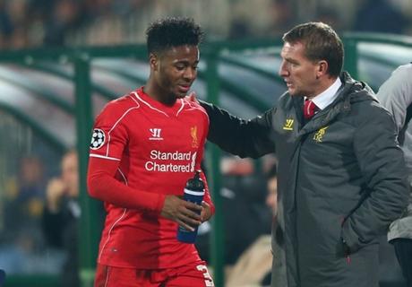 GENIUS MOMENT: Sterling Selamatkan Liverpool