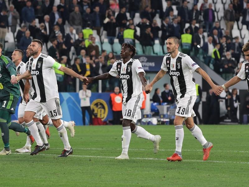 موعد مباراة يوفينتوس القادمة ضد جنوى في الدوري الإيطالي 2018 19