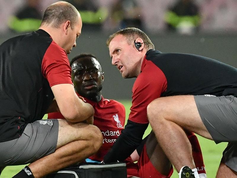 Liverpool nhận tổn thất nặng trước đại chiến Man City