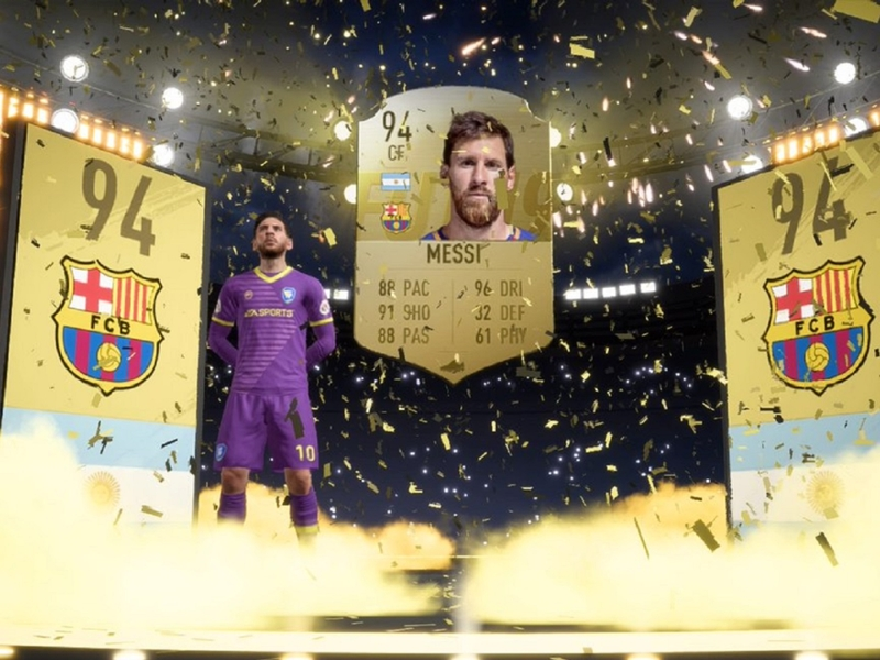 FIFA 19 Ultimate Team Pack Odds: What are the chances of getting Ronaldo or Messi in a pack?