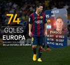 FIFA 15 también homenajea a Messi