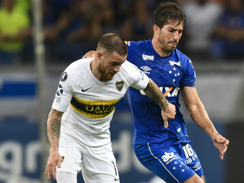 Cruzeiro 1 Boca Juniors 1 (1-3 agg): Visitors through to Libertadores semi-final