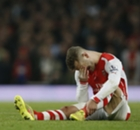 Wilshere out for three months