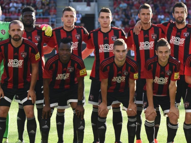 Europa League - Le Spartak Trnava prend un huis clos et 60 000 euros d'amende pour des chants racistes
