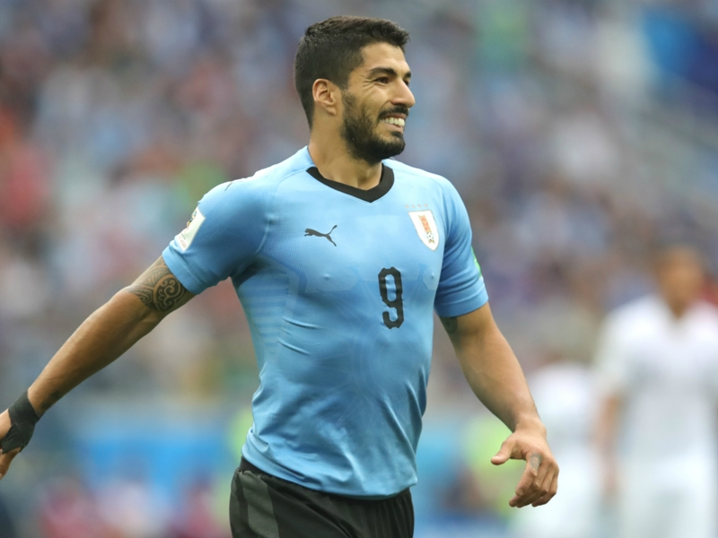 Suarez sits out Uruguay duties for birth of third child