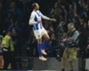 Glenn Murray celebrates a goal against West Ham