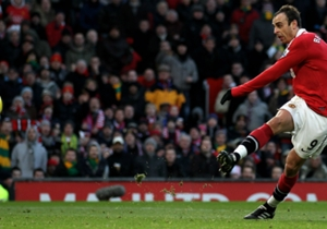 On November 27, 2010 | Dimitar Berbatov scored five goals in a 7-1 win for Man Utd over Blackburn