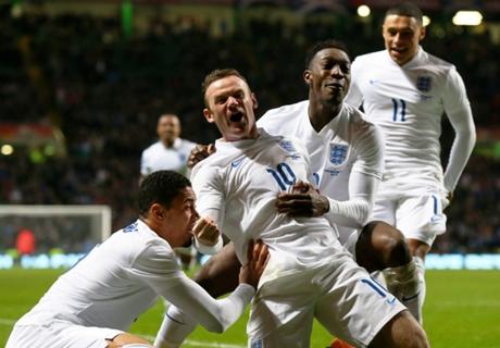 England climb Fifa rankings