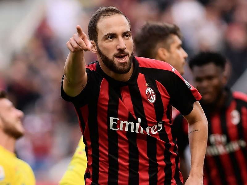 'Angry' Higuain seeking Juventus revenge after being nudged towards Milan by Ronaldo - Del Piero