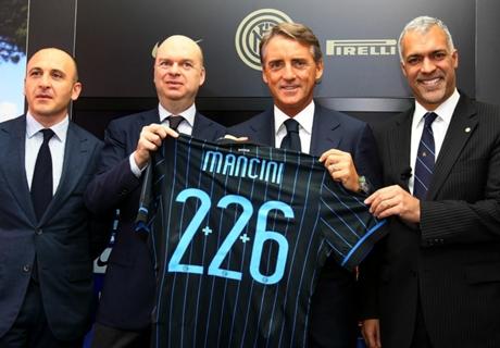 VÍDEO | April Summers, fan de Mancini