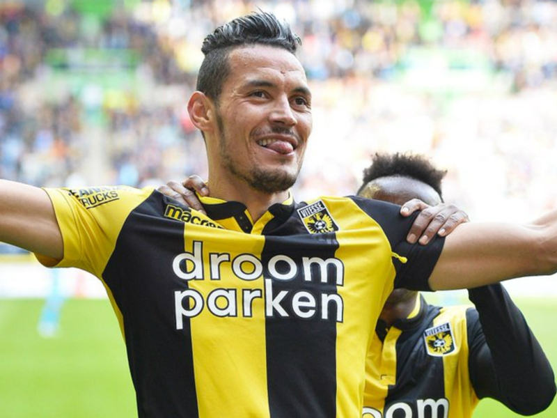 Oussama Darfalou bags brace in Vitesse's victory