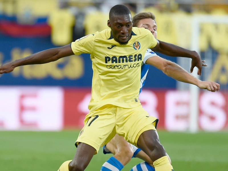 Karl Toko Ekambi nets brace as Villarreal ease past Rayo Vallecano