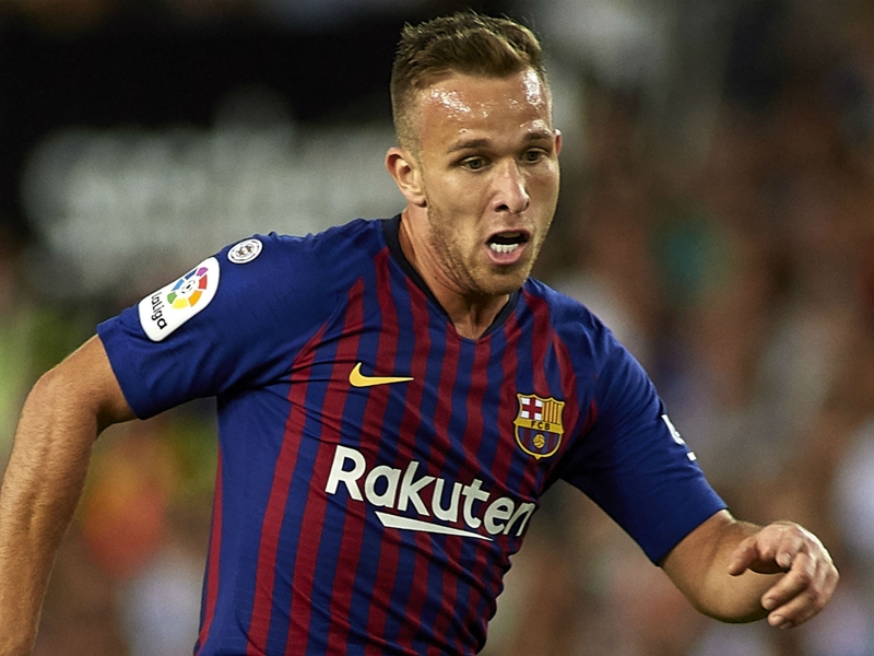 Xavi: Barcelona ace Arthur reminds me of myself
