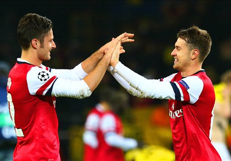 Can Giroud spark Ramsey revival?